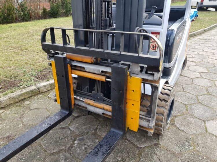 wózek widłowy STILL RX60