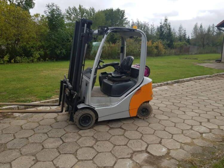 wózek widłowy STILL RX70