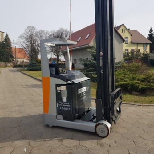 Wózek wysokiego składowania FM-X17