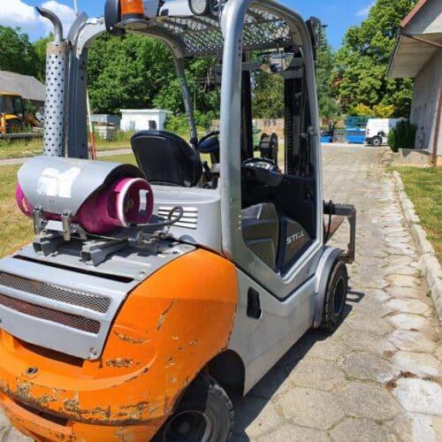 wózek widłowy RX60