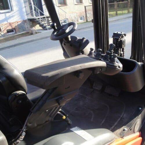 wózek widłowy LINCE H116T