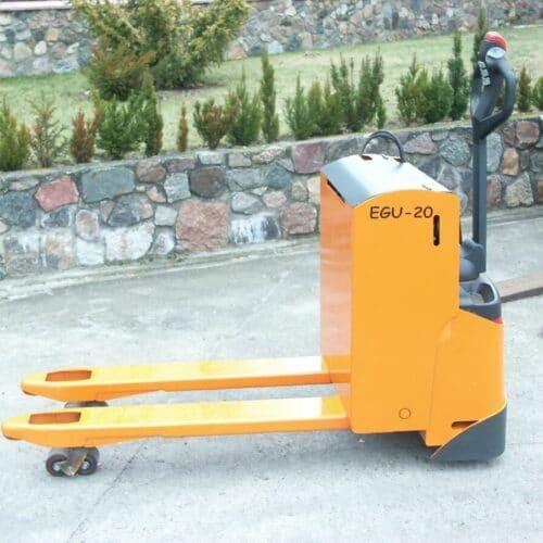wózek widłowy STILL EGV S14LB